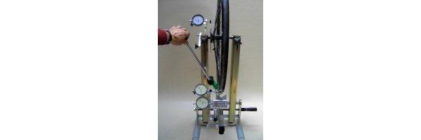 Einsatzbereich - Laufradbau