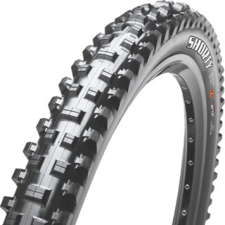 MAXXIS Shorty, 27.5x2.40, DH, SuperTacky (61-584) Drahtreifen