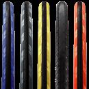 MAXXIS Detonator 700x23C, 60TPI, rot, Aramid (23-622) Faltreifen