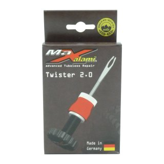 "MaXalami ""Twister 2.0"" Tubeless Reparatur Werkzeug"