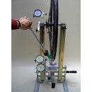 Centrimaster Zentrierständer Comfort Komplettsystem inkl. 1/100 mm Messuhren